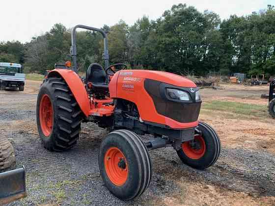2015 Used KUBOTA M5660SU Tractor Pensacola