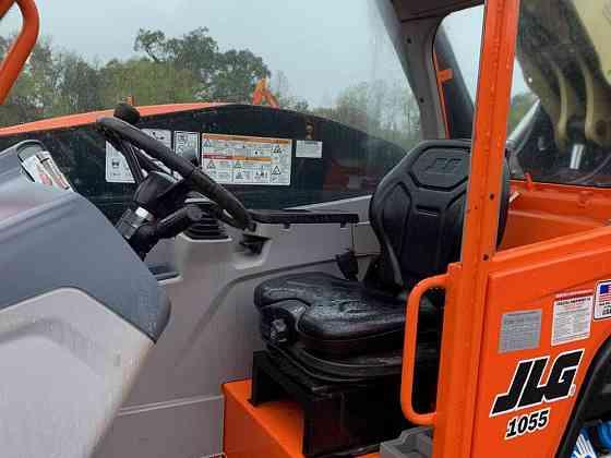 2019 Used JLG 1055 Telehandler Pensacola