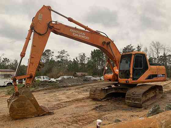 2007 Used DOOSAN DAEWOO SOLAR 225 LC V Excavator Pensacola