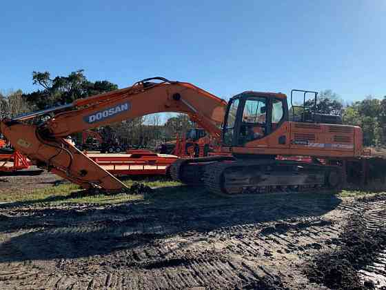 2014 Used DOOSAN DX350 LC-3 Excavator Pensacola