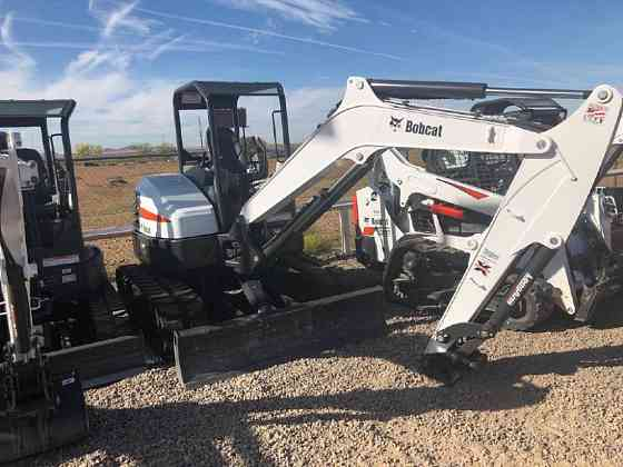 2018 Used BOBCAT E45 Excavator Phoenix