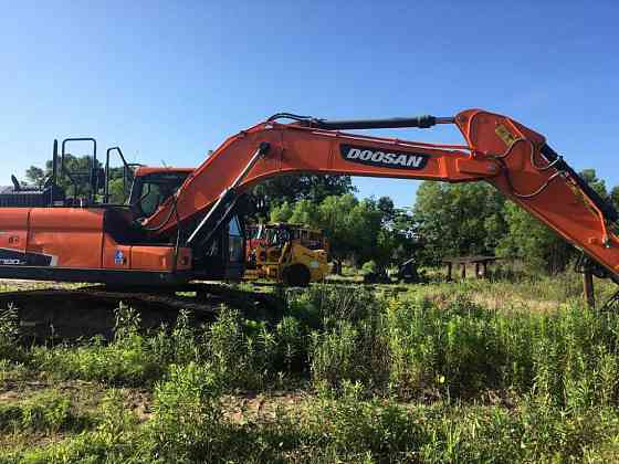 2017 Used DOOSAN DX180 LC-5 Excavator Pensacola