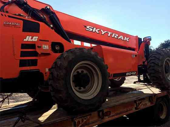2016 Used SKYTRAK 8042 Telehandler Pensacola