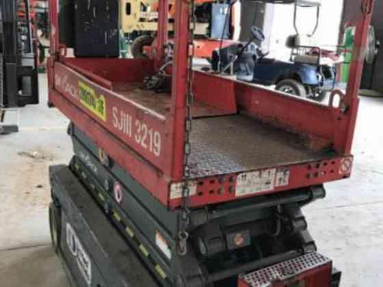 2014 Used Skyjack SJIII 3219 Scissor Lift Pensacola