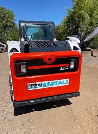 Used BOBCAT S550 Skid Steer Loader Phoenix
