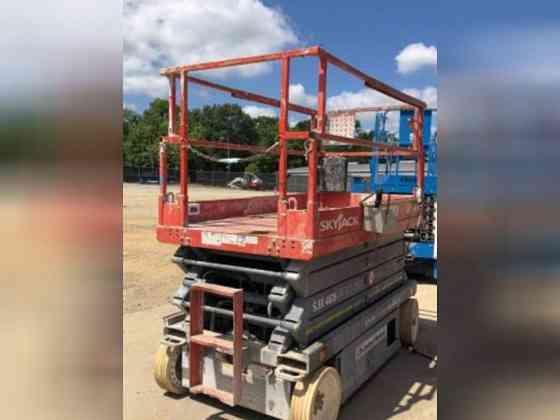 2013 Used Skyjack SJIII 4626 Scissor Lift Pensacola