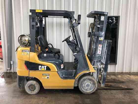 2011 Used CATERPILLAR 2C5000 Forklift Houston