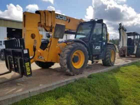 2015 Used JCB 510-56 Telehandler Pensacola