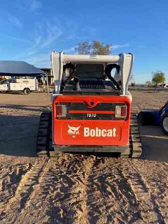 2014 Used BOBCAT T870 Skid-steer Loader Phoenix