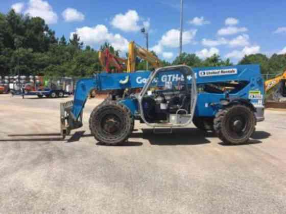 2013 Used Genie GTH-844 Telehandler Pensacola