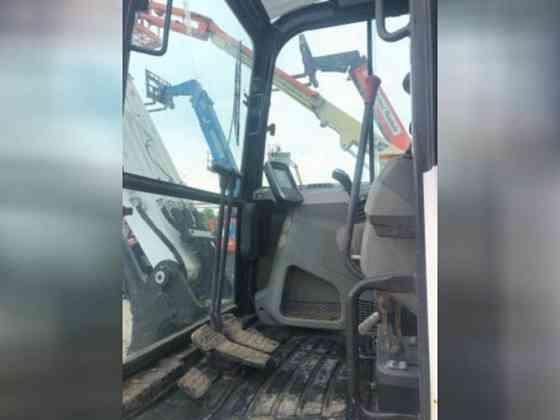 2015 Used Bobcat E85 Excavator Pensacola