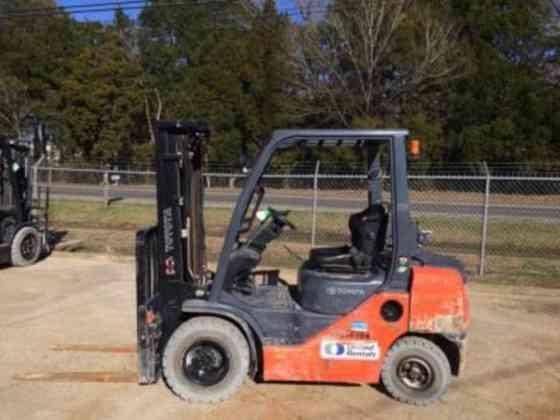 2014 Used Toyota 8FGU25 Forklift Pensacola