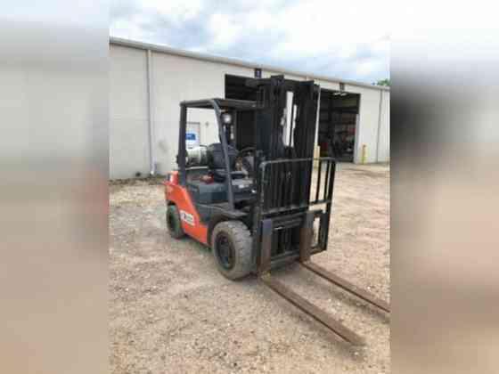 2014 Used Toyota 8FGU30 Forklift Pensacola