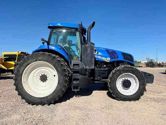 2016 Used NEW HOLLAND T8.320 Tractor Mesa