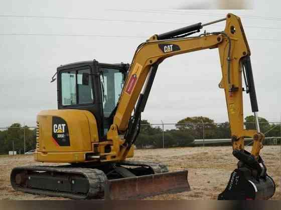 2017 Used CATERPILLAR 305E2 CR Excavator Lakeland