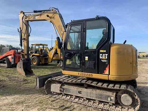 2016 Used CATERPILLAR 308E2 CR Excavator Lakeland