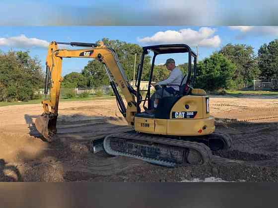 2014 Used CATERPILLAR 305E CR Excavator Lakeland