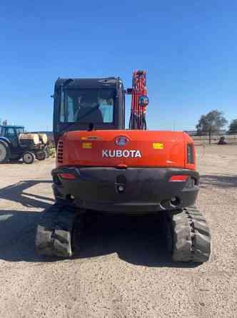 2019 Used KUBOTA KX080-4 Excavator Mesa