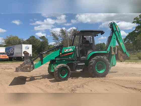 2015 Used JCB 3CX Backhoe Lakeland