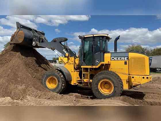 2008 Used DEERE 544J Loader Lakeland