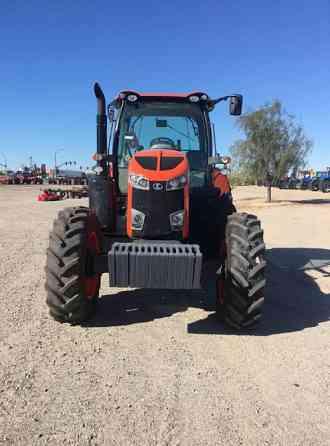 2016 Used KUBOTA M7-171 Compact Tractor Mesa