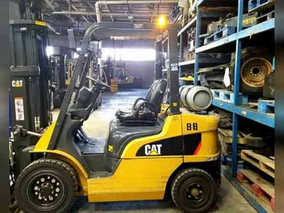 2015 Used CATERPILLAR GP25N Forklift Atlanta