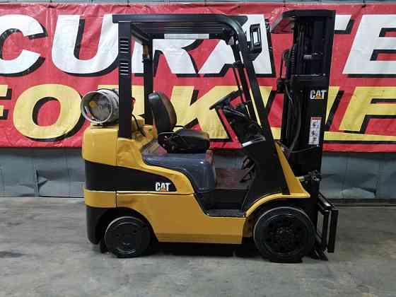 2009 Used CATERPILLAR C5000 Forklift Atlanta