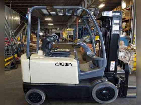 2006 Used CROWN FC4000-50 Forklift Atlanta
