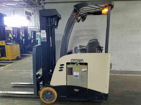 2012 Used CROWN RC5530-30C Forklift Atlanta