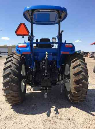 2016 Used NEW HOLLAND TS6.110 Compact Tractor Mesa
