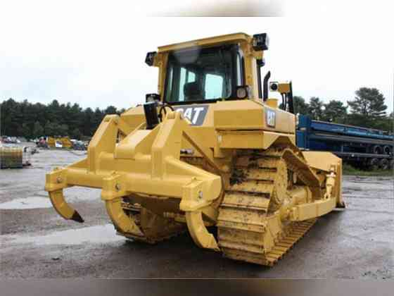 2012 Used CATERPILLAR D6T XL Dozer Monroe, Michigan