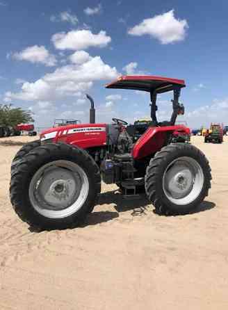 2017 Used MASSEY-FERGUSON 4610M HC Compact Tractor Mesa