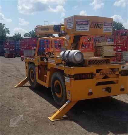 2015 Used BRODERSON IC80-3J Crane Jacksonville, Florida
