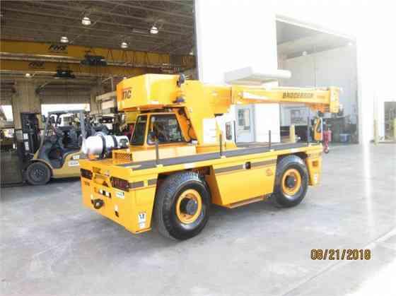 2018 Used BRODERSON IC80-3J Crane Jacksonville, Florida