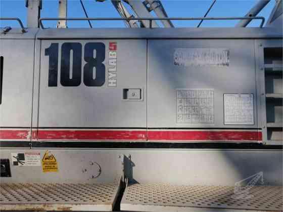 2009 Used LINK-BELT 108H-5 Crane Orlando