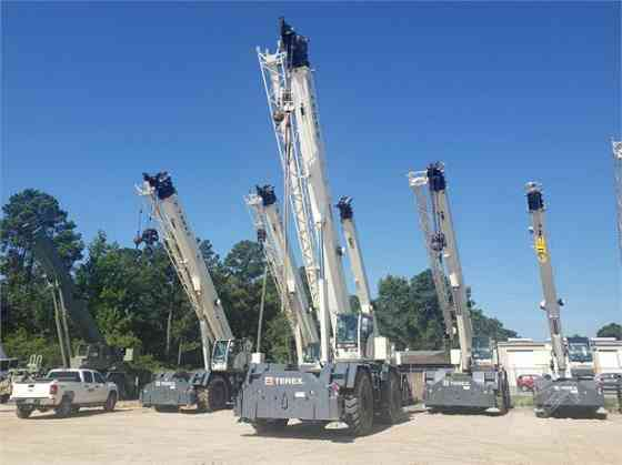 2018 Used TEREX RT670 Crane Pooler