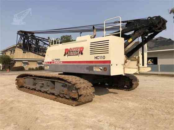 2007 Used TEREX HC110 Crane Pooler