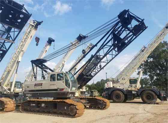 2016 Used TEREX HC110 Crane Pooler