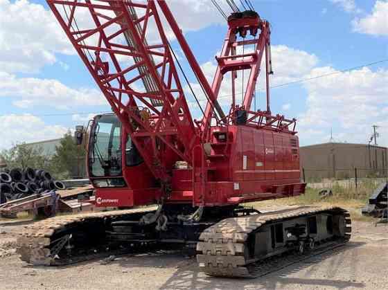2014 Used MANITOWOC 11000-1 Crane Pooler