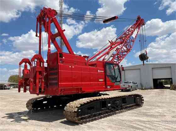 2018 Used MANITOWOC 11000-1 Crane Pooler