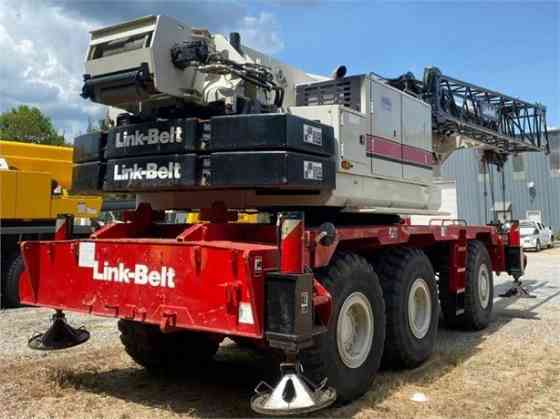 2006 Used LINK-BELT RTC-80100 II Crane Pooler
