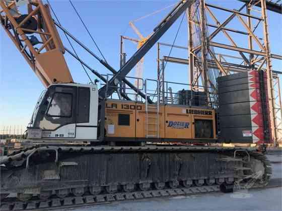 2017 Used LIEBHERR LR1300SX Crane Pooler