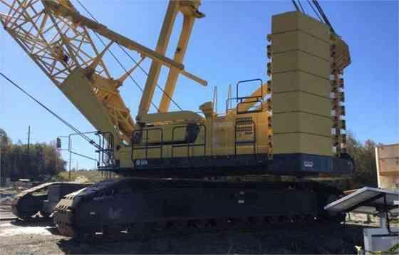 2012 Used KOBELCO CK2750G Crane Pooler