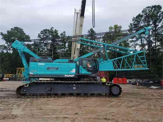 2013 Used KOBELCO CK2750G Crane Pooler