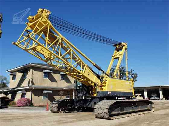 2012 Used KOBELCO CK1600G Crane Pooler