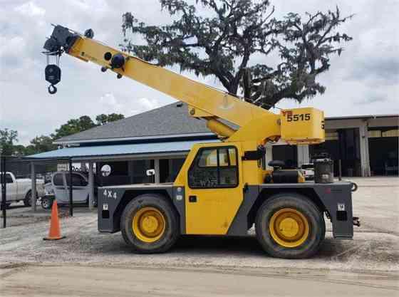 2006 Used GROVE YB5515 Crane Pooler