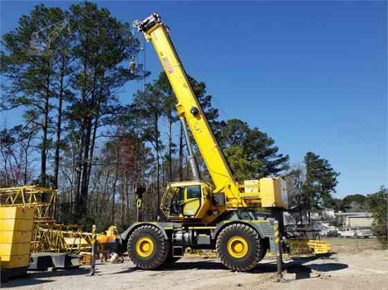 2012 Used GROVE RT765E-2 Crane Pooler