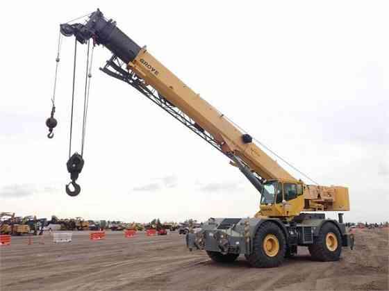 2010 Used GROVE RT760E Crane Pooler