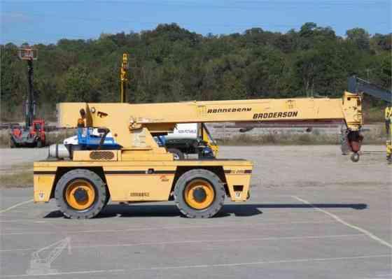 2012 Used BRODERSON IC200-3G Crane Pooler