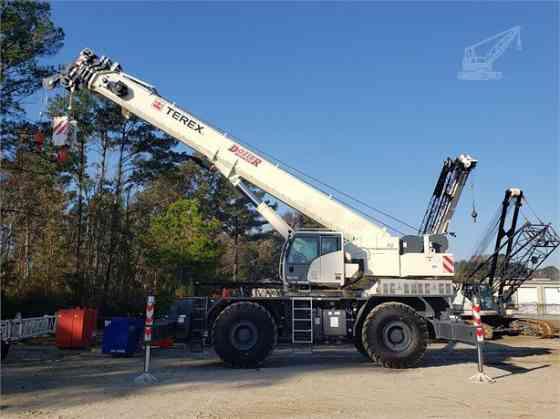 2018 Used TEREX RT100US Crane Pooler